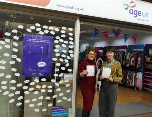 Local Shopping Centre Joins Forces To Combat Loneliness In The Elderly