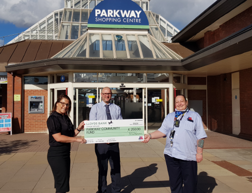 Parkway Community Fund Launch