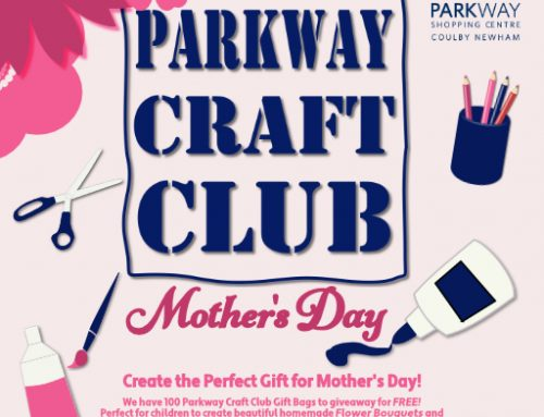 Welcome to the Parkway Craft Club!