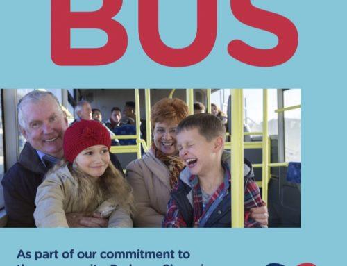 Parkway Community Bus Resumes